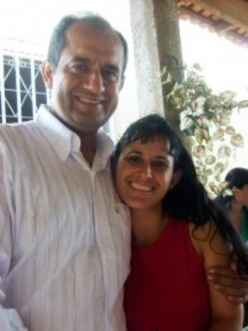 Gostaria de registrar meu testemunho!! Conheci minha noiva pelo AmorEmCristo.com e em outubro vamos casar!