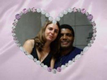 Eu estava só há muitos anos, até mesmo sem esperanças de encontrar alguém verdadeiro - mas encontrei meu grande amor.