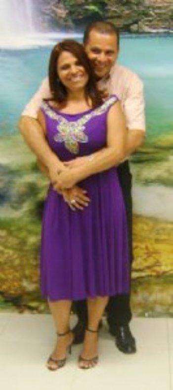 Obrigada e um abraço ao site AmorEmCristo.com! Que outras pessoas possam encontrar o seu grande amor como eu e Paulo nos conhecemos aqui!