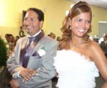 No ano passado, em 2005, mais precisamente no mês de abril, enquanto estava visitando o site AmorEmCristo.com, vi uma foto de uma jovem...
