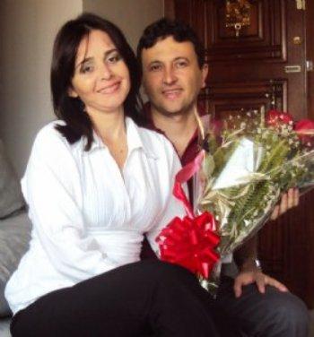 Nos conhecemos no AmorEmCristo.com e estamos juntos há um ano e meio!
