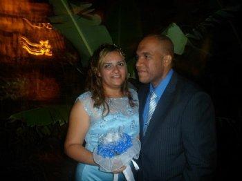 Hoje tudo quanto passamos e esperamos valeu a pena. Casamos dia 6 de abril, com a bênção de Deus e...