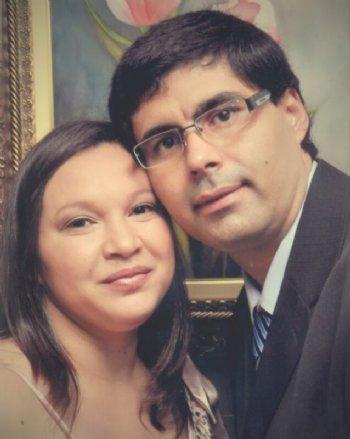 Hoje tenho uma família, somos só dois, mas creio que as bênçãos do Senhor são infinitas