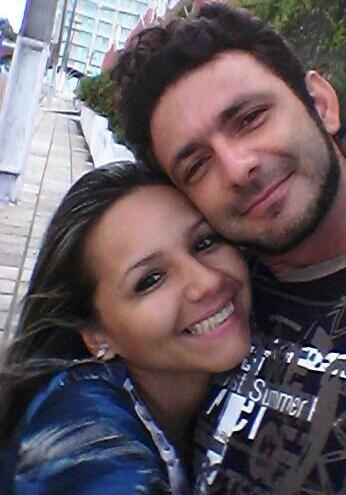 Através do AmorEmCristo.com é que houve o primeiro sentimento entre nós.