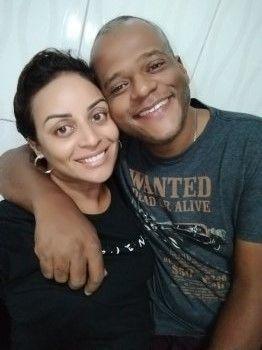É com alegria que venho aqui dizer que encontrei meu namorado através do AmorEmCristo.com.